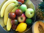 Bowl of Fruit, my photo